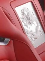 Bugatti Veyron Grand Sport 2012 Wei Long Year of the Dragon edition leather seats