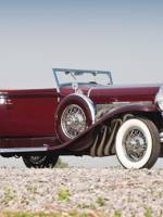 1930 Duesenberg Model SJ Convertible_1