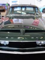 Barrett-Jackson to auction 1968 Shelby Green Hornet