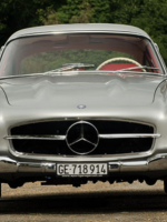 1955 Mercedes-Benz 300SL front view
