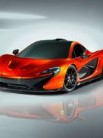 McLaren Automotive's McLaren P1 the 'ultimate supercar'