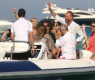 Sting in St Tropez