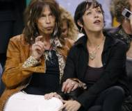 Steven Tyler with Erin Brandy
