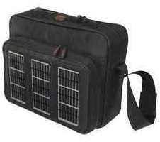 voltaic messengesolapowered laptop bag