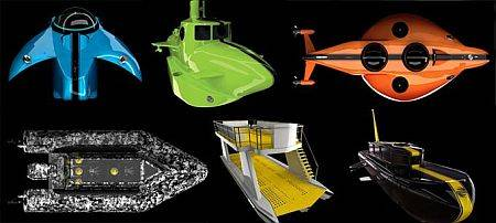most technologically advanced submersibles
