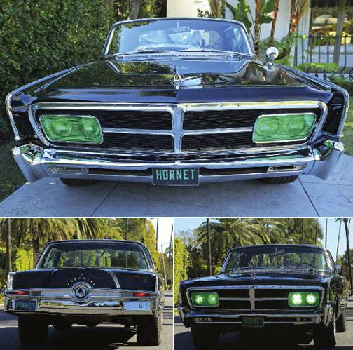 The Green Hornet Car