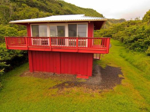 Hawaiian Most Expensive Cottage - Oceanfront Maulua Halei