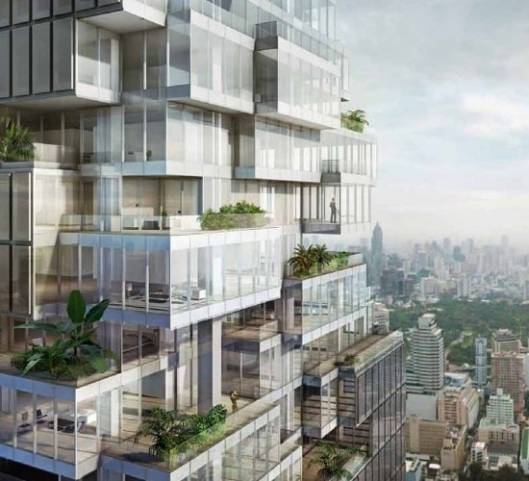 Ritz-Carlton Residences Bangkok : Soon To Be The Biggest Attraction In Thailand
