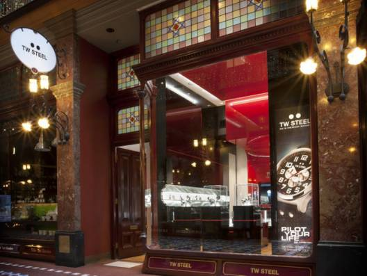TW Steel's First Australian Flagship Boutique
