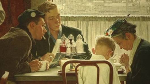 Norman Rockwell work sets auction record