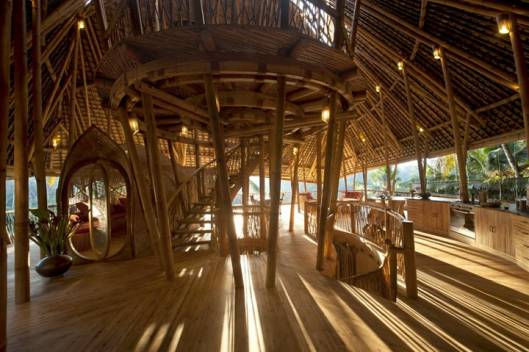 Bamboo Homes in Bali Attract the Rich and the Elite from Worldover