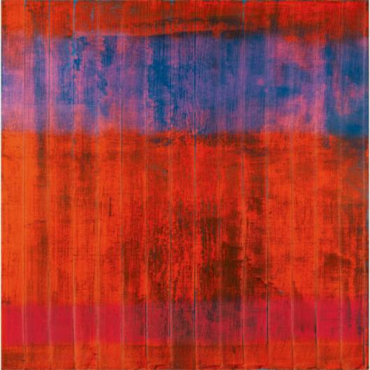 Gerhard Richter's Wand fetches $28.6 million at Sotheby's auction