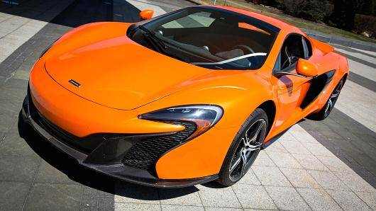 McLaren to launch new supercar priced at $280,000