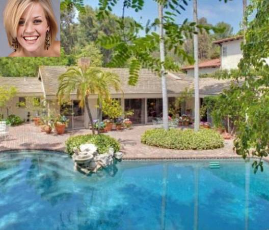 Reese Witherspoon buys a third property in gated Brentwood Circle, Los Angeles