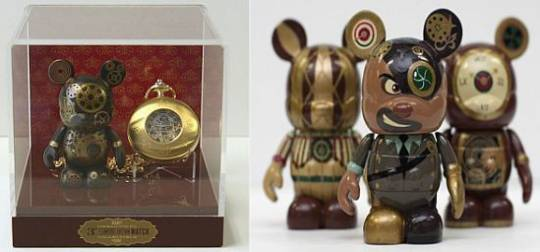vinylmation steampunk collection