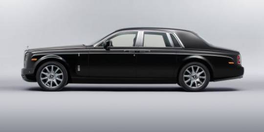 Rolls-Royce Art Deco Inspired Cars