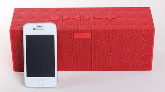 Jawbone Big Jambox speakers