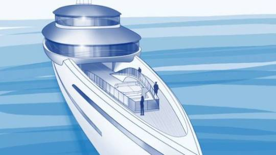 Feadship unveils its Future Concept superyacht inspired by Albert Einstein's Relativity
