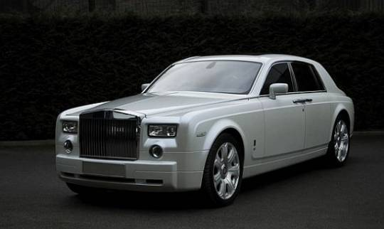 Project Kahn Rolls Royce