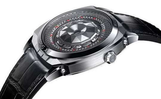 Harry Winston Opus XIII watch has 242 functional jewels in it's core movement