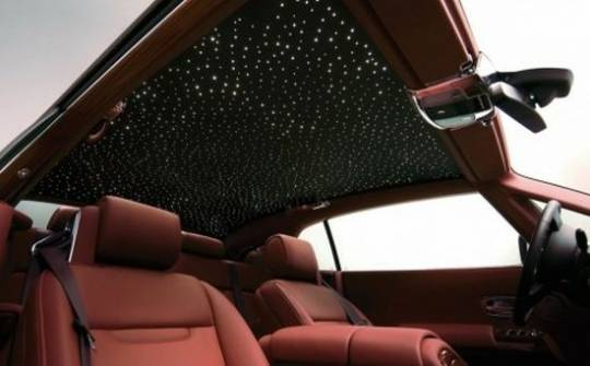 Rolls-Royce Starlight Headliner