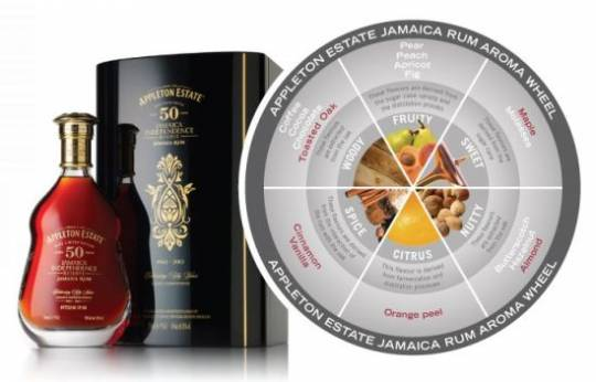Appleton Estate's world's oldest barrel aged rum to celebrate 50 years of Jamaican independence