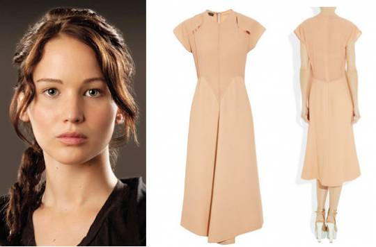 Calvin Klein's Katniss Dress