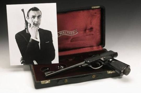 James Bond's Walther air pistol from 'Russia with Love' is up for sale - Get 007's licence to kill
