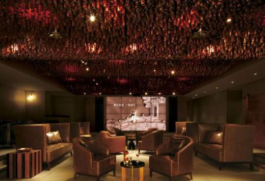 Johnnie Walker House Beijing is the world's largest luxury whisky cl