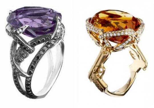 Stephen Webster's 'Temptation of Eve' Ring collection