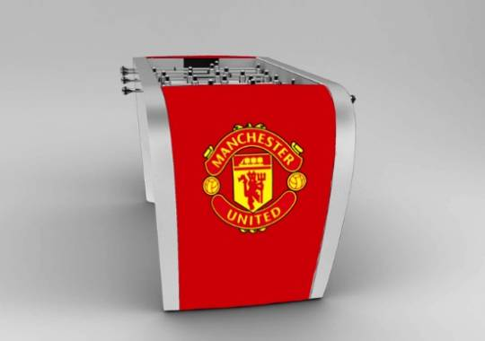 Manchester Football Table