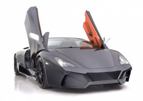 2013 Arrinera Supercar is the new batmobile