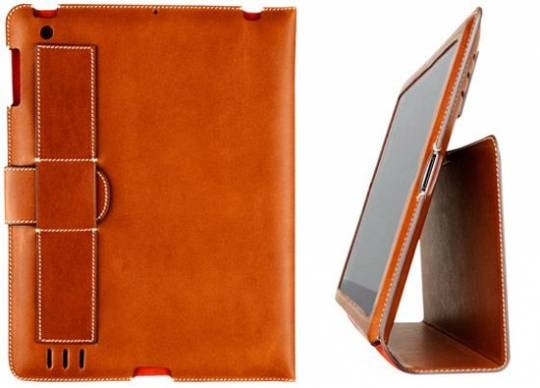 Vaccheta leather iPad case