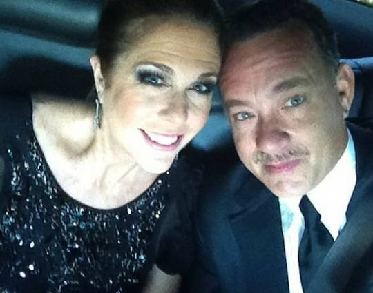 Tom Hanks at Emmy Awards