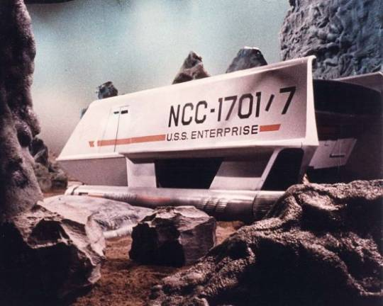 'Star Trek' shuttlecraft prop sells for $70,000 at auction