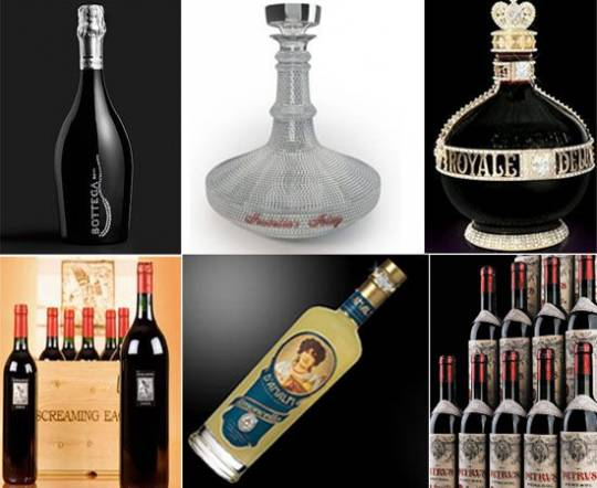 Most expensive wines