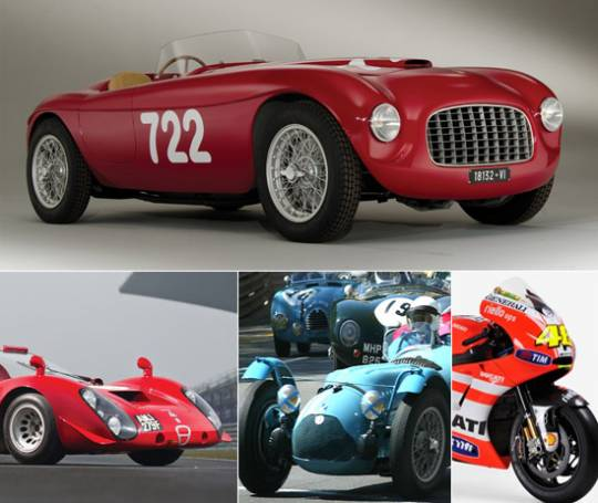 Famous cars going under the hammer at RM Auction event