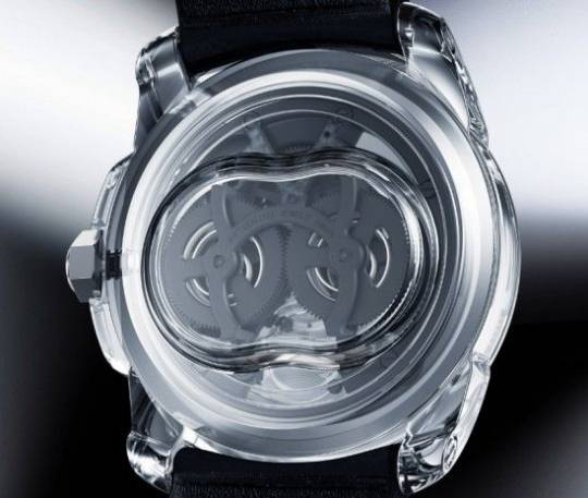 Cartier's ID Two Concept watch