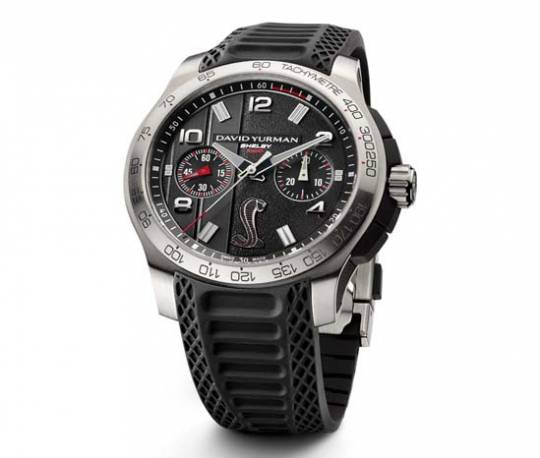 Limited Edition Shelby 1000 timepiece