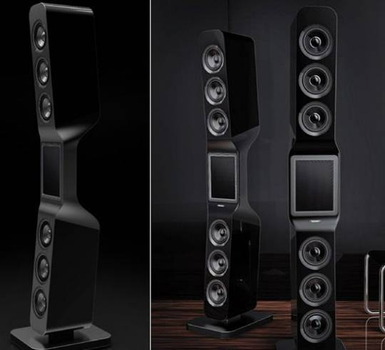 Epoque Reference speakers from Gobel