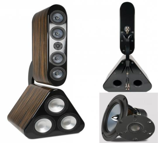 Status Acoustics 8T speakers