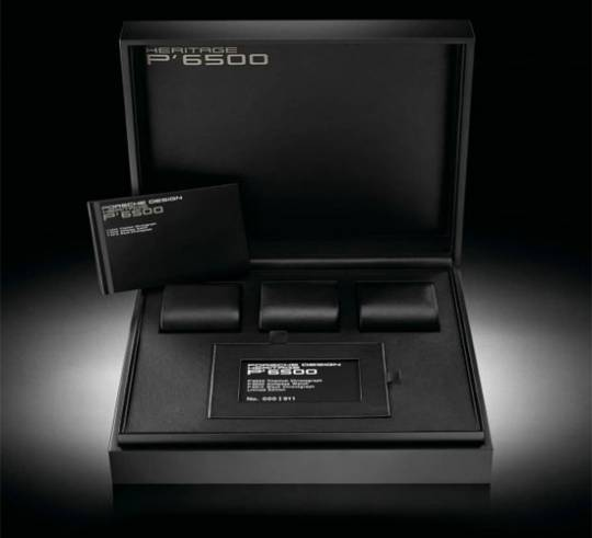 Porsche Design 40th anniversary box