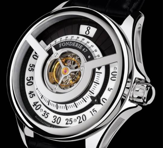 Fonderie 47 Inversion Principle Tourbillon watch