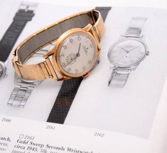 Andy Warhol's ROLEX Rose Gold Perpetual Wristwatch Ref 4021 Switzerland