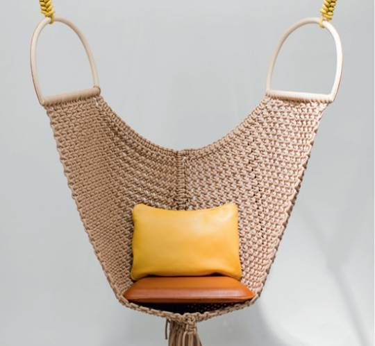 Patricia Urquiola's Swing Chair