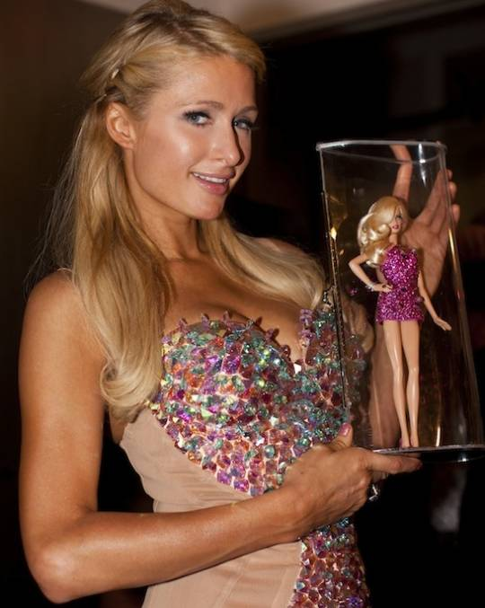 Paris Hilton Barbie