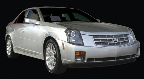 photo of Paul McCartney Cadillac CTS - car