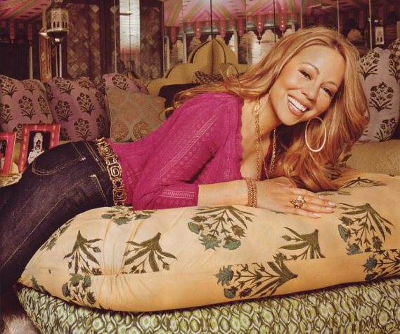 Mariah's opulent New York Triplex apartment