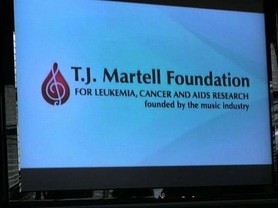 TJ Martell Foundation