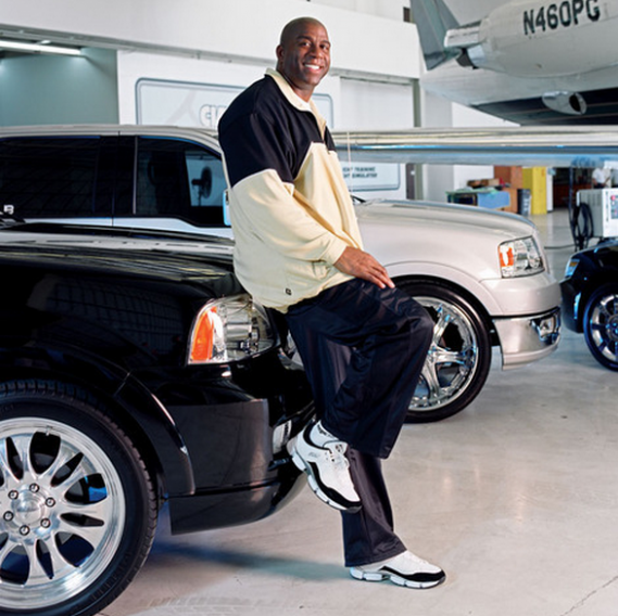 "The 2006 Lincoln Navigator is as larger than life as Earvin ""Magic"" Johnson himself."